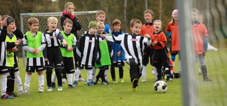 Požehnaný víkend plný fotbalu – výsledkový servis
