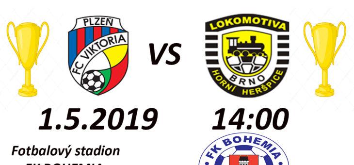 Finále poháru dorostenek ve Světlé 1.5.2019