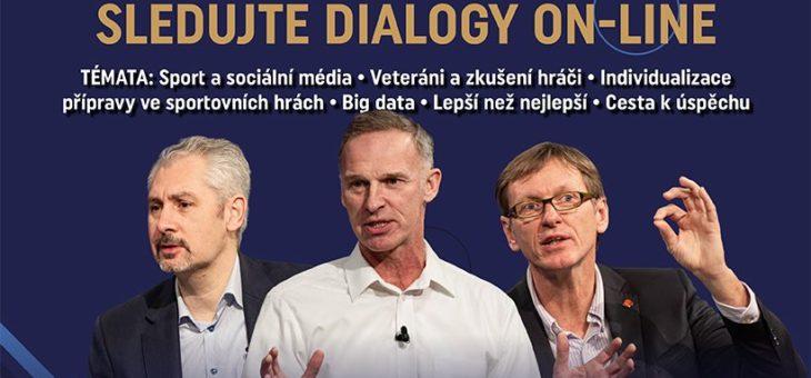 Pro rodiče – šestice online seminářů Trenérské dialogy ON-LINE
